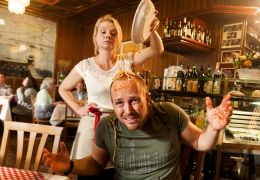 Rico, Oskar und das Herzgebreche - Kellnerin (Annette...ümel)