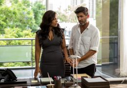 Perfect Guy - Sanaa Lathan und Regisseur David M. Rosenthal