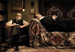 Therapie für einen Vampir - v.l. Dr. Sigmund Freud...etti)