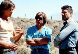 Im Land der Raketenwürmer mit Kevin Bacon, Regisseur...Ward