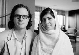 He Named Me Malala - Malala Youzafzai und Regisseur...nheim