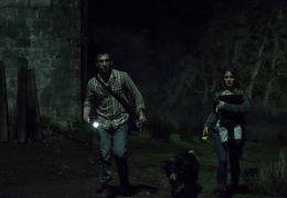The Hallow - v.l. Adam (Joseph Mawle), Clare (Bojana...ovic)