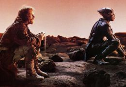 Enemy Mine mit Dennis Quaid und Louis Gossett Jr.