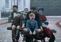 Mary Poppins Rückkehr - Emily Blunt, Emily Mortimer,...randa