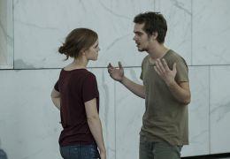 The Circle - Mae (Emma Watson) diskutiert mit ihrem...rcle.