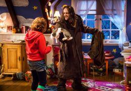 Hexe Lilli rettet Weihnachten - Knecht Ruprecht...chen.