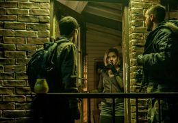 Don't breathe - Dylan Minnette, Jane Levy und Daniel...vatto