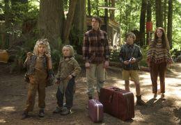 Captain Fantastic - Bens Kinder, v.l.n.r.: Zaja...asso)