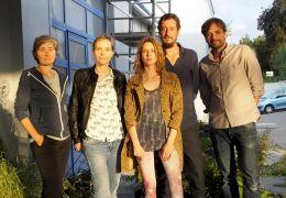 In My Room - Andrea Hanke (Redakteurin, WDR),...egie)