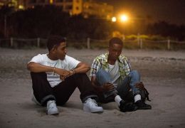 Moonlight - Kevin (Jharrel Jerome) und Chiron (Ashton...nager