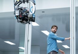 Spider-Man: Far from Home - Regisseur Jon Watts am Set