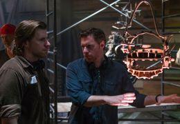 Jigsaw - Die Koregisseure Peter Spierig (links) und...IGSAW