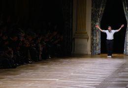 Dries - Applaus für den belgischen Designer Dries Van Noten