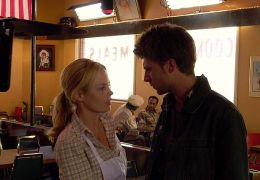 Oli (Chandra West) a sympathetic restaurant owner,...job.