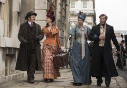 Holmes & Watson - V.l.n.r.: Watson (John C. Reilly),...rell)