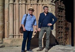 The Trip to Spain -  Steve Coogan und Rob Brydon