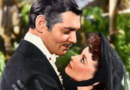 Vom Winde verweht - Clark Gable, Vivien Leigh
