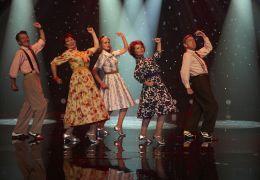 Tanz ins Leben - Ted (David Hayman), Bif (Celia...Rom.