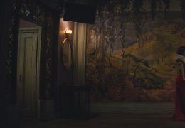 Hotel Artemis - Nice (Sofia Boutella) in ihrem Zimmer...temis