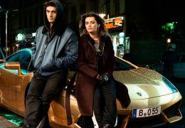 Asphaltgorillas - Atris (Samuel Schneider) und Marie...umpf)