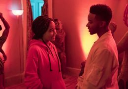 The Hate U Give - Amandla Stenberg (Starr), Algee...alil)