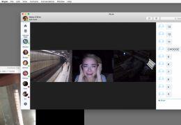 Unknown User: Dark Web - Serena (Rebecca Rittenhouse)