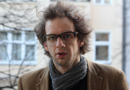 Nur ein Tag in Berlin - Regisseur Malte Wirtz