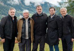 Der Trafikant - Produzent Ralf Zimmermann, Kameramann...latko
