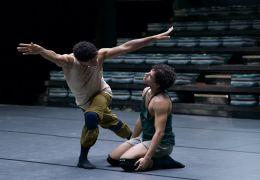 Yuli - Proben: Carlos Acosta und der Tänzer, der ihn...lias)