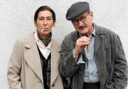 Brecht -  Burghart Klaußner und Adele Neuhauser