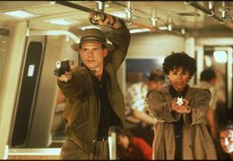 Predator 2 - Bill Paxton und  Maria Conchita Alonso