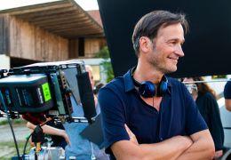 Leberkäsjunkie - Regisseur Ed Herzog am Set von...kie'.