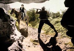 Der Mann von Laramie - Jack Elam und James Stewart