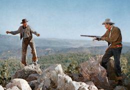 Der Mann von Laramie - Arthur Kennedy und James Stewart