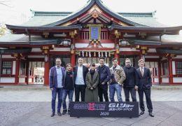 Snake Eyes: G.I. Joe Origins in Tokio - TOKYO, JAPAN...apan.