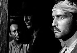 Viva Zapata - Lou Gilbert, Joseph Wiseman und Marlon Brando