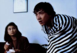 Police Story 2 - Maggie Cheung und Jackie Chan