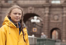 I Am Greta - Greta Thunberg