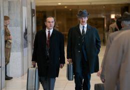 Der Spion - Die beiden Kollegen Oleg Penkowski (Merab...atch)