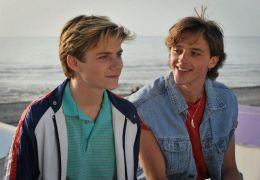 Sommer '85 - Alexis (Félix Lefebvre) und David...eele.