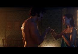 Desire - Juan (Juan Sorini) lernt Ofelia auf seiner...altig