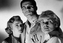 Die 'Psycho'-Stars Vera Miles, John Gavin und Janet Leigh