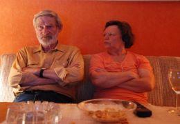 Alltagsroutine: Werner (HORST REHBERG) und Inge...RNER)