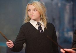 Evanna Lynch Harry Potter Publishing Rights...erved.