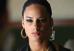 Alicia Keys as Georgia Sykes.Photographer: Jaimie...SERVED