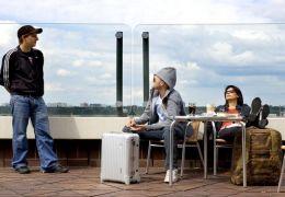 Airport – Dreharbeiten Hannes Stöhr, Paul...ngyel