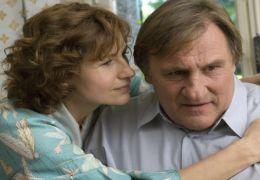 Francoise und Paul Bellamy (Marie Bunel, Gérard Depardieu)