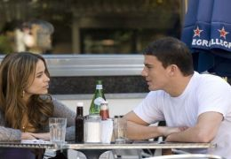 Channing Tatum und Zulay Henao in 'Fighting'