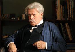 Jeroen Krabbé als Albert Schweitzer in 'Albert...rika'