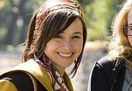 Laurie Strode (SCOUT TAYLORCOMPTON) und ihre...EBE).
